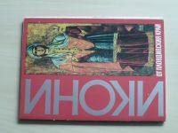 Ikony - Plovdivká oblast - 15 fotografií A5 v třídilné obálce