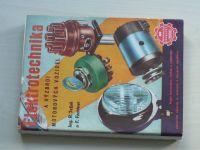 Ježek, Fechtner - Elektrotechnika a výzbroj motorových vozidel (1951)