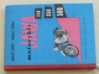 Jozíf, Tůma - Motocykly JAWA 250, 350, 500 (SNTL 1953)