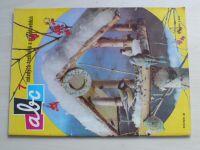 ABC 1-24 (1985-86) ročník XXX. (chybí čísla 1, 9, 15-16, 21, 19 čísel)