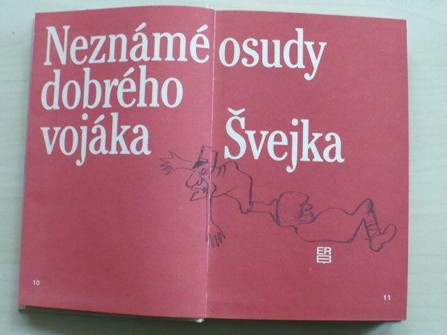 Hašek - Neznámé osudy dobrého vojáka Švejka (1983)