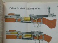 Rukověť pro aspiranty a důstojníky v záloze - část XX. Zbraně