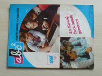 ABC 1-24 (1987-88) ročník XXXII. (chybí čísla 1, 7-8, 11-12, 15-17, 20-21, 24, 13 čísel)