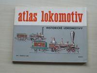 Bek - Atlas lokomotiv - Historické lokomotivy (1981)