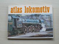 Bek - Atlas lokomotiv - Lokomotivy let 1945-1958 (1982)