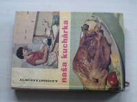 Dvorský a kol. - Naša kuchárka pre zdravých a chorých (1965)