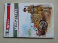 Ledvoch - Afrikakorps - Militaria 1 (1995) česky