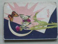 Motýli - Jan Čarek, il. L. Maňásek