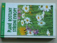 Plané rostliny střední Evropy (1998)