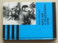 Rónaszegi - Kdo má v plachtách vítr (1989) KOD 184