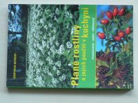 Scherf - Plané rostliny a jejich použití v kuchyni (2005)