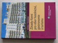 Tesone - Zásady řízení pro obor hotelnictví, gastronomie a turismu (2011)