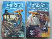 Vaňková - Čas voní dálkou, Země svobodných, domov smělých - Naprsquaw I., II. (1995)