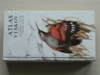 Vilček, Berger - Atlas vtákov (1984) slovensky