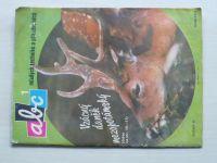 ABC 1-24 (1988-89) ročník XXXIII. (chybí čísla 8, 10, 13-14, 16-17, 21, 23-24, 15 čísel)