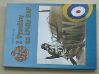 Černý - Z Vysočina na křídla RAF (2002) podpis autora