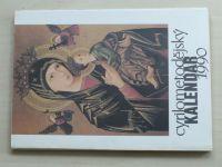 Cyrilometodějský kalendář 1990