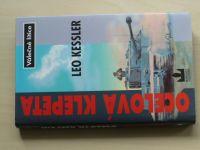 Kessler - Ocelová klepeta (2006) Válečné lítice IV.