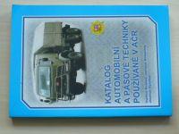 Kolmaš, Kohoutek, Vymětal - Katalog automobilní a pásové techniky používané v AČR (2007)