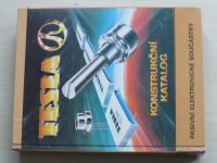 Konstrukční katalog - Pasivní elektronické součástky - Tesla (1991)