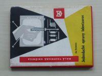 Kožehuba - Jednoduché opravy televízorov (1972) slovensky