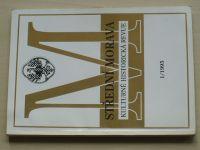 Kulturně historická revue - Střední Morava 1 (1995) ročník I.