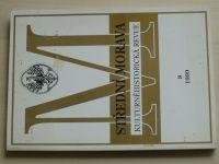 Kulturně historická revue - Střední Morava 8 (1999) ročník V.