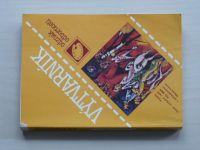 Langerová - Odznak odbornosti - Výtvarník (1988)