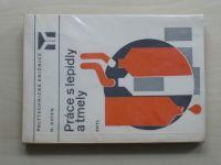 Osten - Práce s lepidly a tmely (1982)