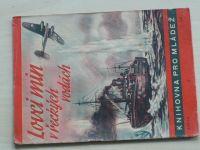 Richter - Lovci min v řeckých vodách (Orbis 1943) Knihovna pro mládežř č.9