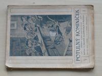 Tisovský - Potulný kominíček (1920)