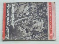 Wuttig - Stavitel první ponorky Wilhelm Bauer - Orbis, Knihovna pro mládež č.6
