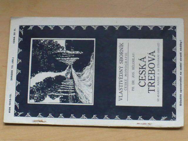 Bělohlav - České monografie (1913) Česká Třebová