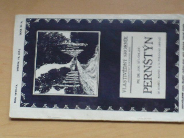 Bělohlav - České monografie (1913) Pernštýn