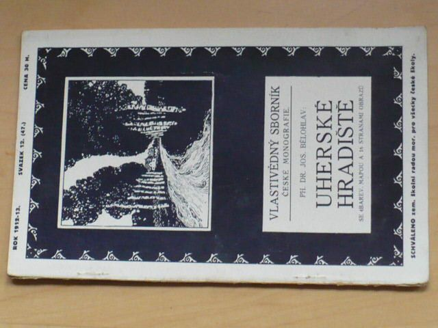 Bělohlav - České monografie (1913) Uherské Hradiště