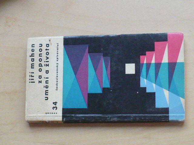 Mahen - Za oponou umění a života (1961)