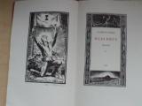 Oldřich Zemek - Hlas krve (1928) 61/190 dřevoryty P. Pištělka, podpis