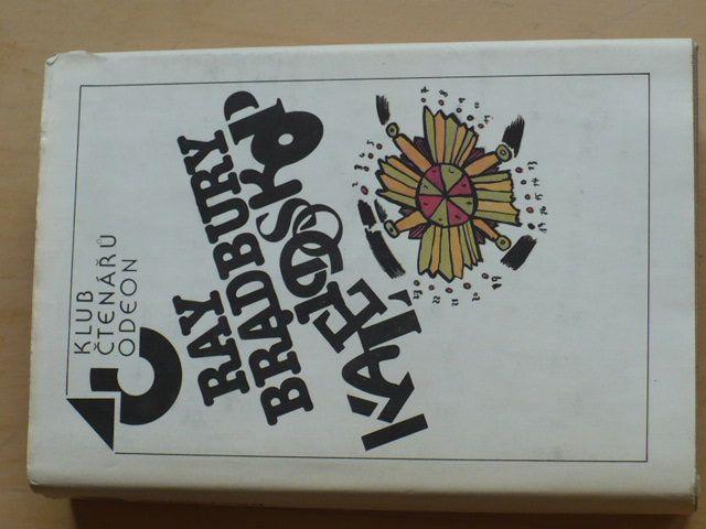 Ray Bradbury - Kaleidoskop (1989) povídky
