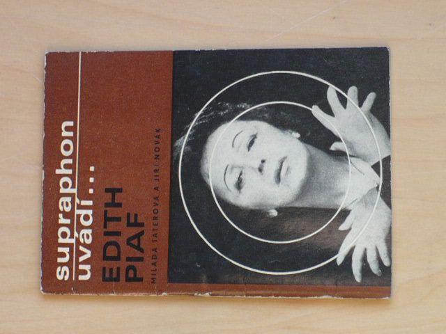 Supraphon uvádí... Edith Piaf (1969)