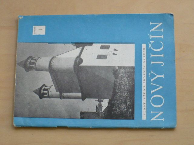 Vlastivědný sborník okresu Nový Jičín č.1 (1967)
