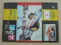 ABC 1-24 (1975-76) ročník XX. (chybí čísla 9-12, 14, 19, 22, 24, 16 čísel)