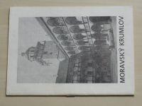 Berková, Pelánová - Moravský Krumlov (1986)