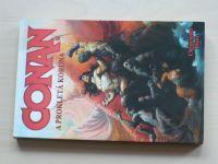 Blanc - Conan a prokletá koruna (2006)