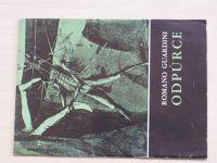 Guardini - Odpůrce (nedatováno)