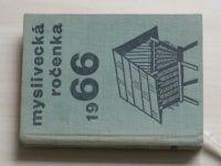 Myslivecká ročenka 1966 (1965)