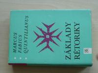 Quintilianus - Základy rétoriky (1985)