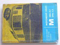 Sellner, Jelen - Motorové vozy M 286.0,1, M 296.1,2 (1971)