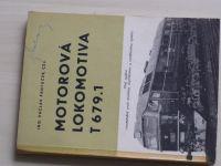 Ing. Pantůček - Motorová lokomotiva T 679.1 (1971)