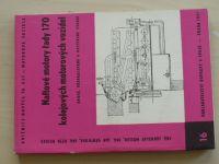 Müller, Ventruba, Heldes - Naftové motory řady 170 kolejových motorových vozidel (1971)
