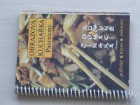 Obrazová kuchařka Panoramy - Domácí čínská kuchyně (Polévky, maso, zelenina) (1987)
